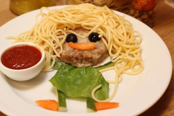 сеньорита спагетти
